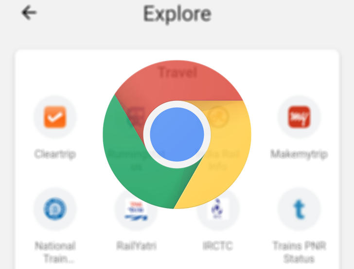 """Google is testing a new """"Explore"""" UI in Chrome's new tab page, can be enabled in flags"""