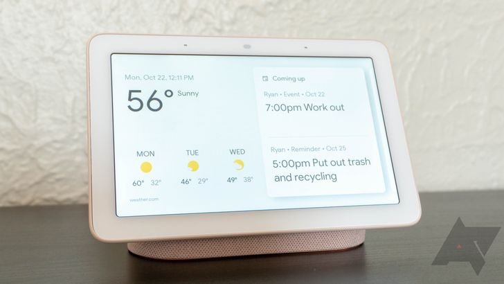 Google's Nest Hub could be an incredible productivity tool with a few minor updates