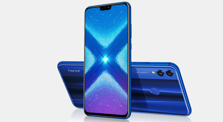 Honor 8X coming to North America, Europe, Middle East, and other regions