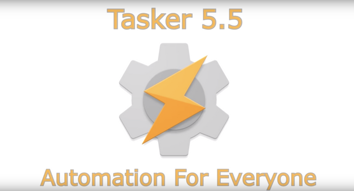 Tasker updated to v5.5 with easy importing, Google Drive backup, and much more [APK Download]