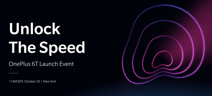 [Update: On sale November 6, event moved to 29th] OnePlus 6T unveiling set for October 29th in New York