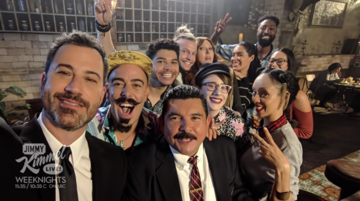 Jimmy Kimmel and Guillermo feature in more cringeworthy Pixel 3 advertisements