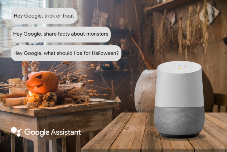 [Update: More treats] Spooky Google Assistant easter eggs are going live in time for Halloween