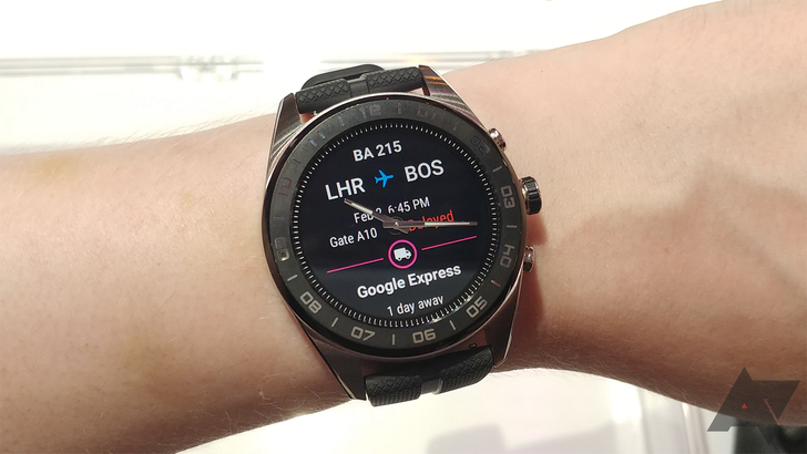LG Watch W7 drops another $50 to $200 at B&H