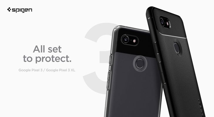 Pre-ordering the Google Pixel 3 (XL)? Keep it safe from Day 1 with Spigen [Sponsored Post]