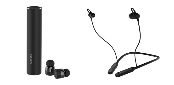 [Update: Not coming to the US] Nokia unveils True Wireless Earbuds and Pro Wireless Earphones