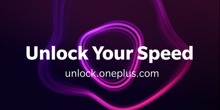 """OnePlus starts a silly new """"Unlock your speed"""" challenge for those who have too much free time on their hands"""