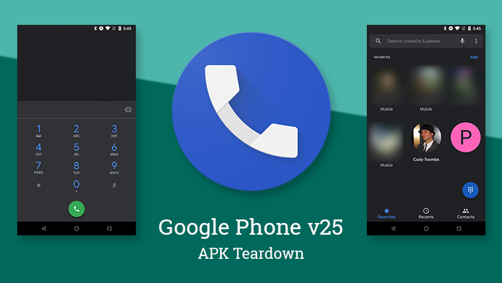 Google Phone v25 may be ready to roll out Dark Theme, prepares to share blocked numbers with other apps [APK Teardown]