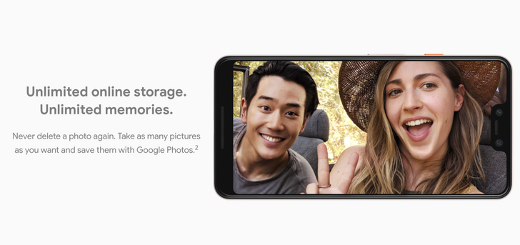 Pixel 3 owners get free full-size photo uploads until January 31, 2022