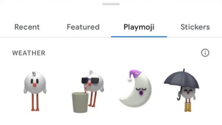 [Update x2: APK Download] Google's AR Stickers app is now Playground, with four new 'Playmoji' packs