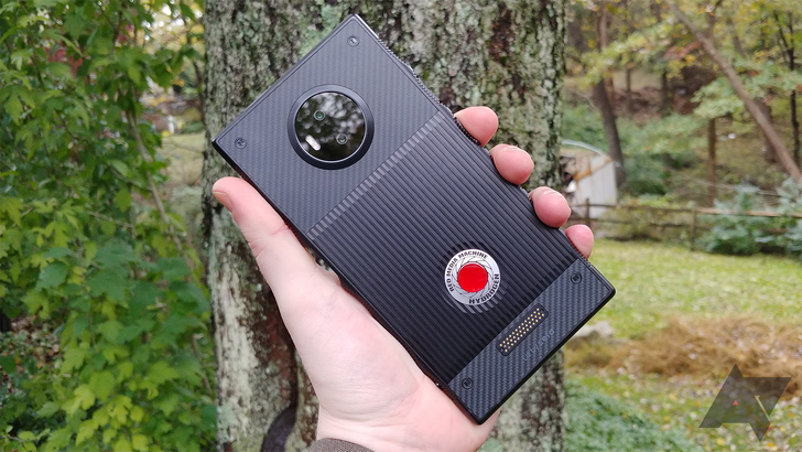 RED cancels plans for second Hydrogen phone