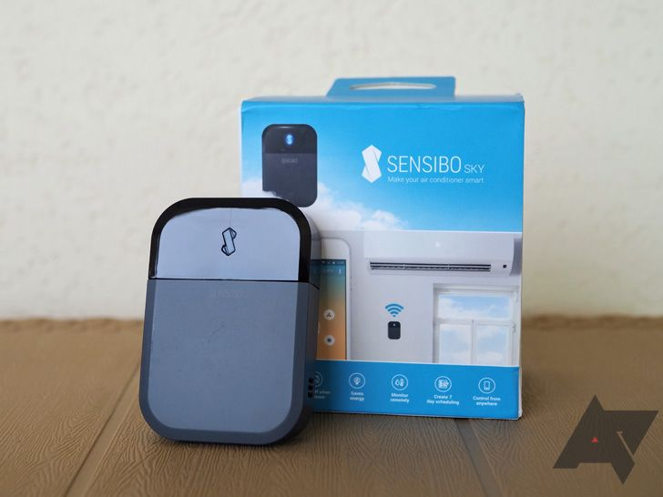 Sensibo Sky review: A pricey but near-perfect smart controller for your air conditioner (Update: Discount coupon)