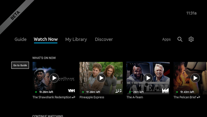 AT&T's DIRECTV Android TV box begins shipping to testers with reskinned launcher