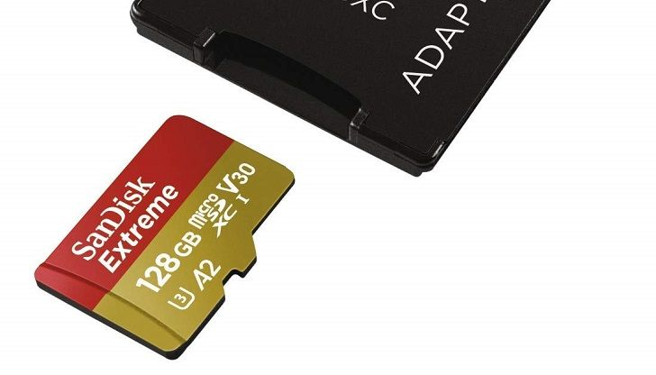 [Update: Lowest price] The fastest 128GB microSD card you can buy for your smartphone or tablet is just $30