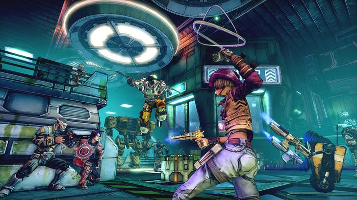 Borderlands 2/The Pre-Sequel and XCOM: Enemy Within are 80% off on the Play Store