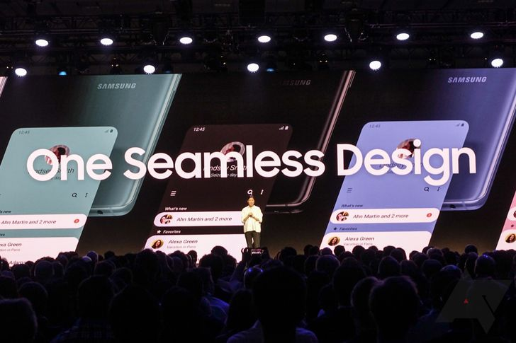 Samsung Experience is now One UI, but everyone's just going to keep calling it TouchWiz
