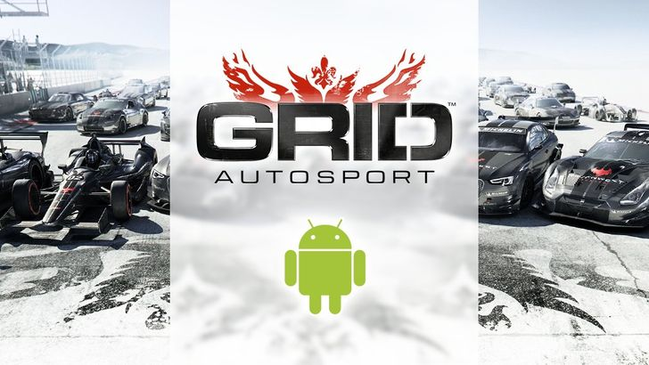 (Update: Official release Nov. 26) GRID Autosport is coming to Android in 2019