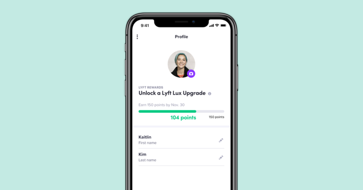 Lyft Rewards will let you earn free upgrades and ride discounts