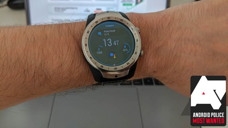 TicWatch Pro drops to $200 ($50 off) from Amazon and Mobvoi