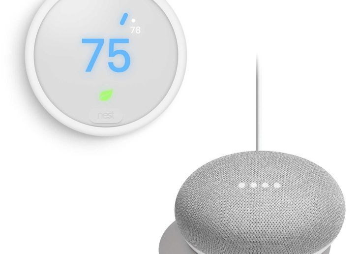 Nest Thermostat E over half off ($79) at some Walmart locations, plus a free Google Home Mini