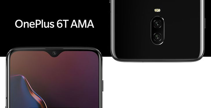 OnePlus team including Carl Pei hosts 6T AMA - here are the best answers
