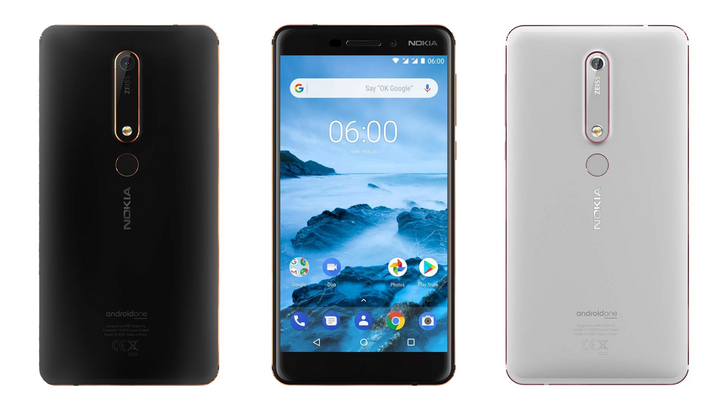 [Update: Back on sale] Nokia 6.1 just $179: $50 less than it was a month ago and the lowest it's ever been