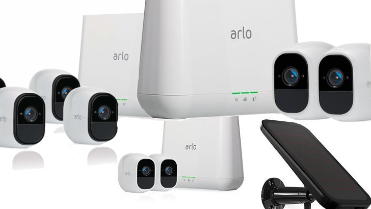 Arlo Pro and Pro 2 on sale: Pro 4-pack for $400, Pro 2 5-pack for $700, and many more
