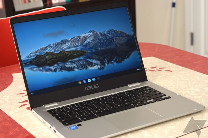 Asus Chromebook C423NA review: A cheap, big laptop with some obvious caveats