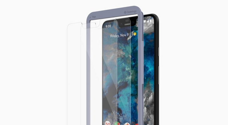 [Update: Dead] Price mistake: Pixel 3 and Pixel 3 XL glass screen protectors from Caseology are free right now