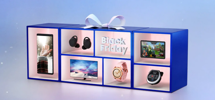 Most of Samsung's Black Friday deals are now live - great savings on phones, Chromebooks, wearables, and more