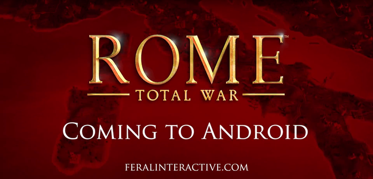 [Update: Release date] ROME: Total War is finally coming to Android