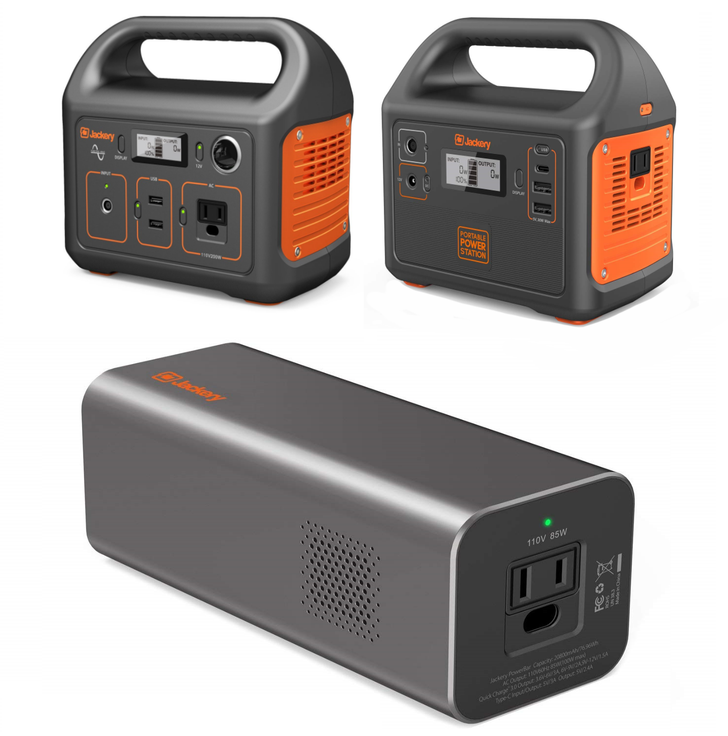[Update: Winners] We're giving away three portable power stations from Jackery, plus 15% off coupons for everyone else [US]