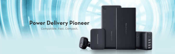 [Update: Winners] We're giving away a variety of RAVPower chargers and batteries (15 Total) [US]