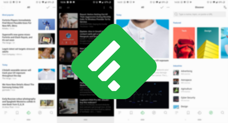 [Update: Now in stable] Feedly's long-awaited redesign arrives in latest beta, with bottom tabs and cleaner interface [APK Download]