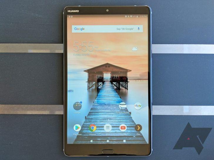 "Huawei MediaPad M5 drops $40 on Amazon: 10.8"" now $320, 8.4"" $280"