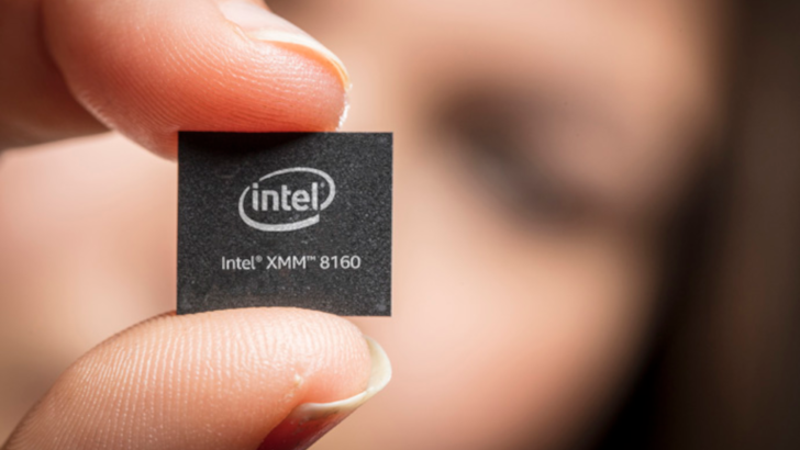Intel's 5G modem will land in the second half of 2019