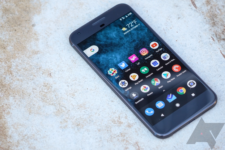 [Update: Theory shot down] The November OTA is finally rolling out to the first-gen Pixel and Pixel XL
