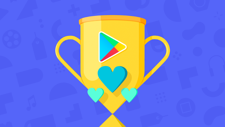 It's time to vote for the Google Play User's Choice Awards 2018