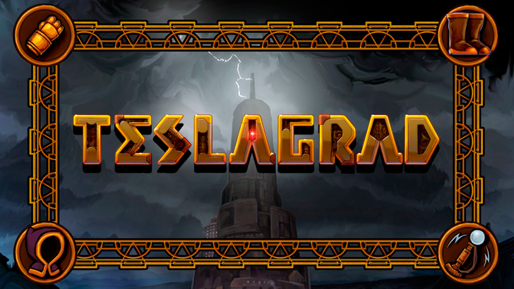 Puzzle-platformer Teslagrad is available on Android