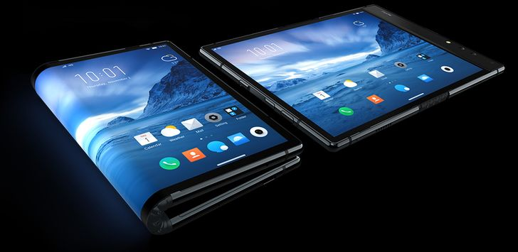 Royole announces world's first commercial phone with folding screen, beating Samsung to the punch