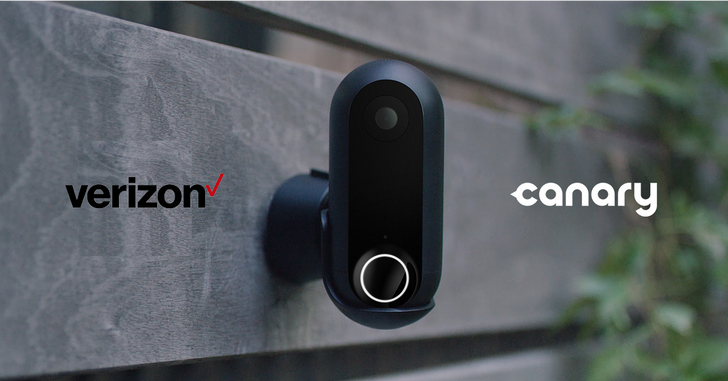 Canary Flex weatherproof security camera half off MSRP and only $100 at Verizon