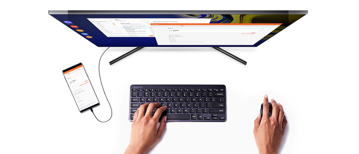 Samsung's Linux on DeX turns your phone into a Linux computer [APK Download]