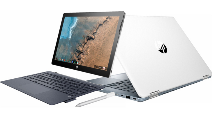 """[Update: Both deals are back] HP Chromebook x360 14"""" down to $450 ($200 off), Chromebook x2 down to $500 ($100 off)"""