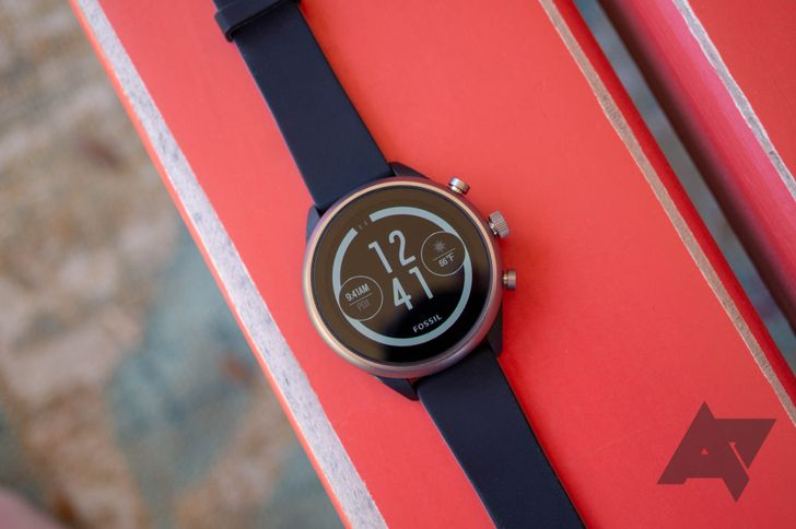 Fossil Sport review: The best Wear OS has to offer