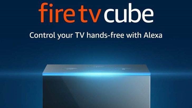 Amazon Fire TV Cube is $60 (half off) on Woot, today only