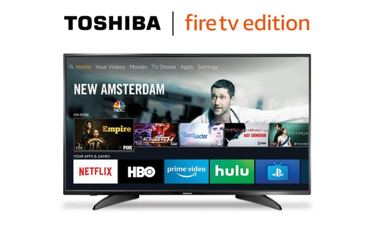 [Update: Drops to $220] Toshiba's 43-inch Amazon Fire TV hits new low, down to just $230, $10 less than Black Friday