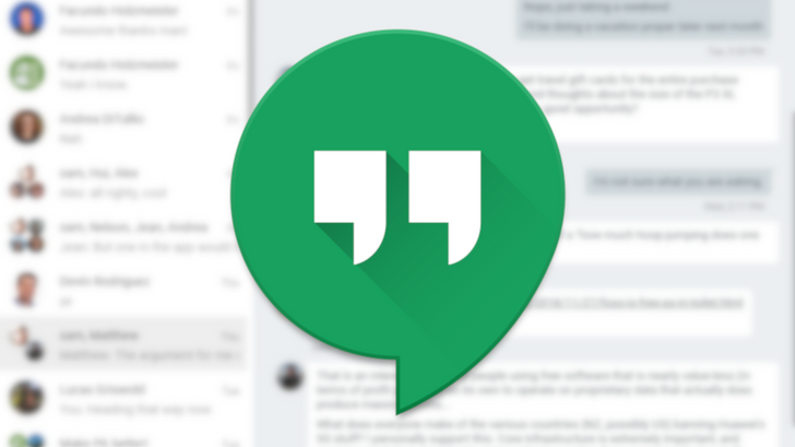 Weekend poll: Do you still use Google Hangouts?