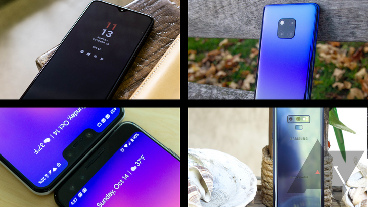 Weekend poll: Pick our Android Police Readers' Choice phone of the year
