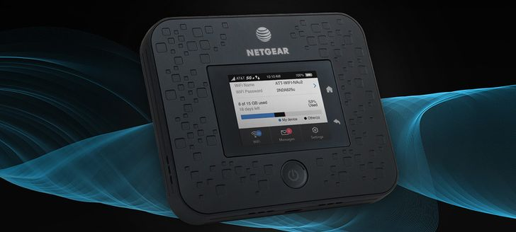 AT&T launches its 5G network this week with the $499 Netgear Nighthawk mobile hotspot