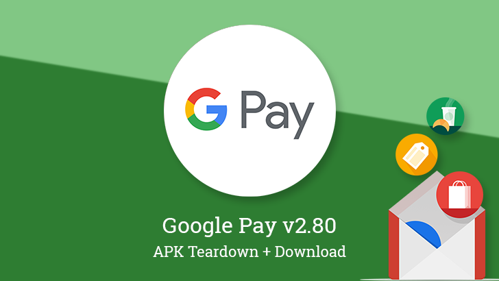 Google Pay v2.80 adds notification setting for places to use loyalty cards, prepares automatic imports from Gmail [APK Teardown]